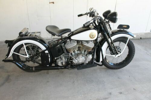1937 Harley-Davidson ULH for sale