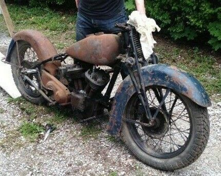 1939 Indian Indian Sport Scout for sale