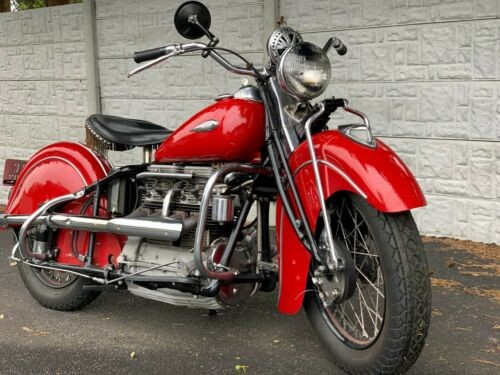 1940 Indian four Red craigslist