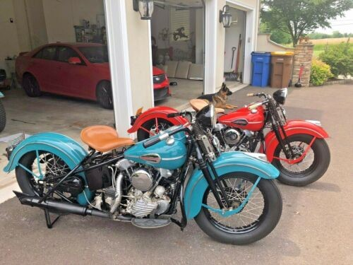 1941 Harley-Davidson Touring for sale craigslist