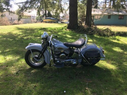 1941 Harley-Davidson Touring Gray for sale