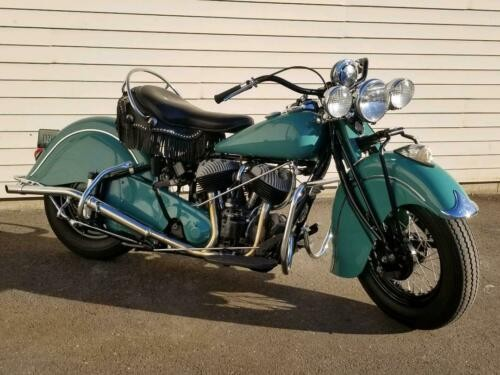 1941 Indian Chief Teal craigslist