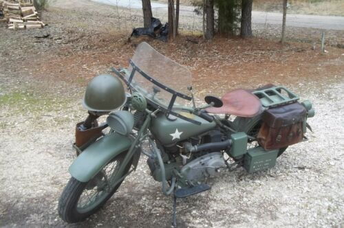 1941 Indian Military Scout for sale craigslist