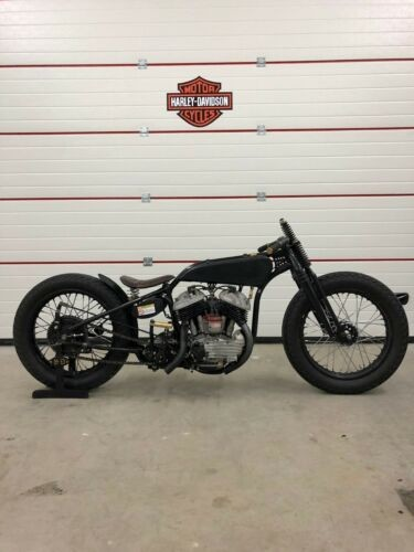 1945 Harley-Davidson WLA Black for sale