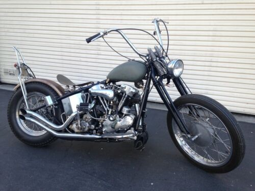 1946 Harley-Davidson Knucklehead for sale craigslist
