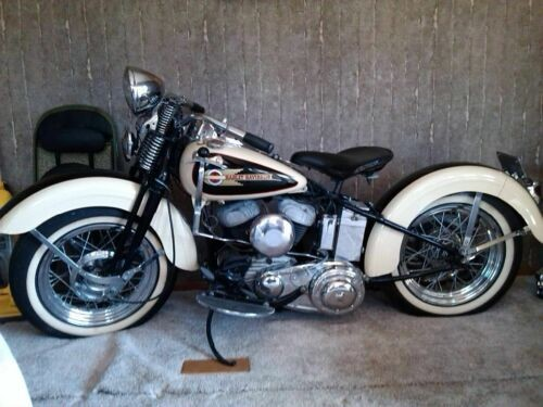 1946 Harley-Davidson Other Cream with brown trim for sale craigslist