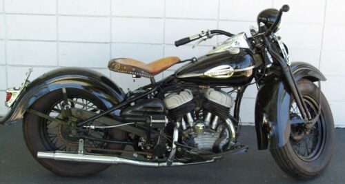 1946 Harley-Davidson WL for sale craigslist