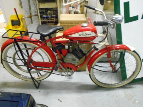 1946 Other Makes Whizzer Red and Whit for sale craigslist