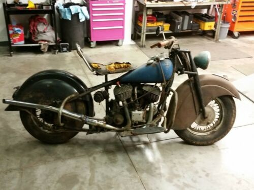 1947 Indian Chief Blue for sale craigslist