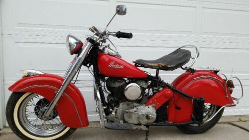 1947 Indian Chief Red for sale