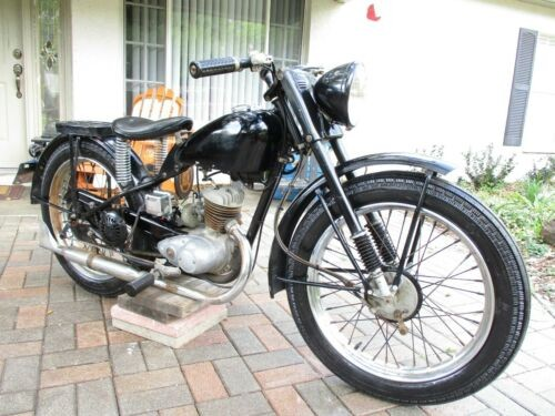 1948 Harley-Davidson Hummer for sale craigslist