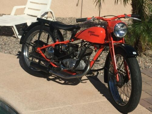 1948 Harley-Davidson Hummer Orange for sale craigslist