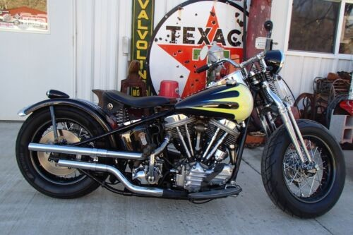 1948 Harley-Davidson Pan Head Black for sale