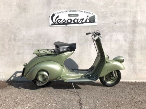 1948 Other Makes VESPA 125 Green for sale craigslist