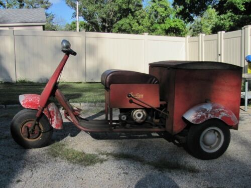 1949 Indian prototype Red for sale craigslist