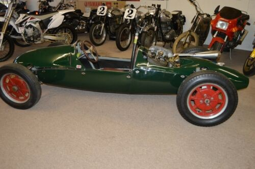 1955 Norton Cooper Manx F3 Green for sale