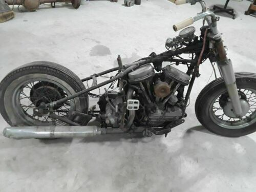 1956 Harley-Davidson FL for sale craigslist