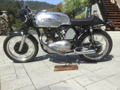 1956 Other Makes Triton Black for sale