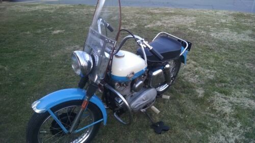 1957 Harley-Davidson Sportster Blue for sale craigslist
