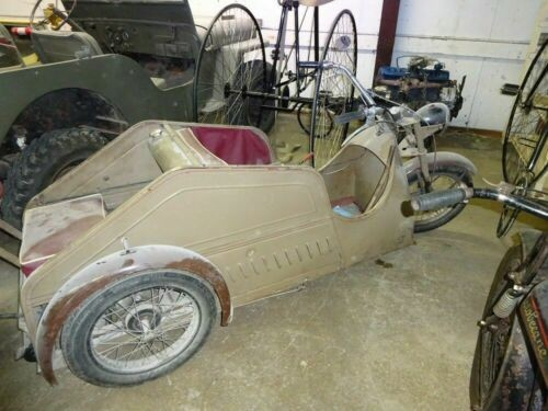 1958 Other Makes Poirier XW5 Tan craigslist