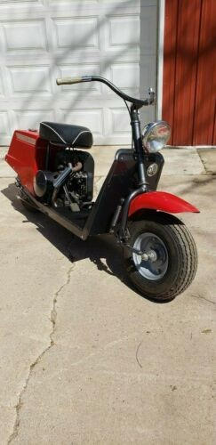 1959 Cushman Highlander Red craigslist