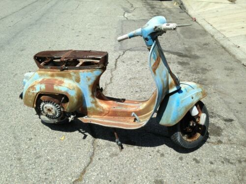 1959 Other Makes Vespa 90 Blue craigslist