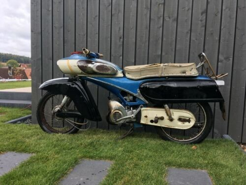 1960 Other Makes Victoria Zweirad Union Blue for sale
