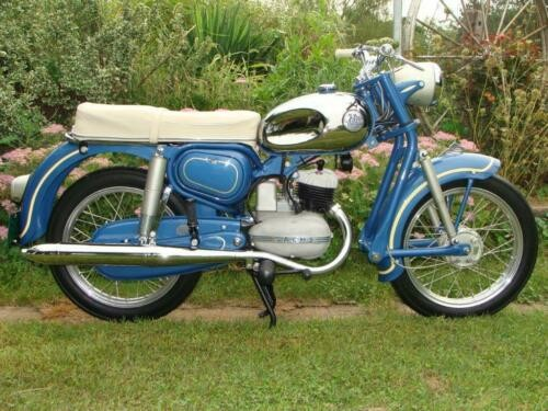 1961 Other Makes K125 Deluxe Blue for sale craigslist