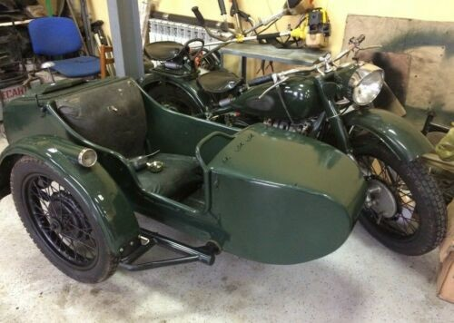 1961 Ural Ural M61 for sale