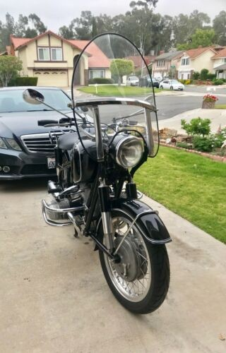 1962 BMW R-Series Black craigslist