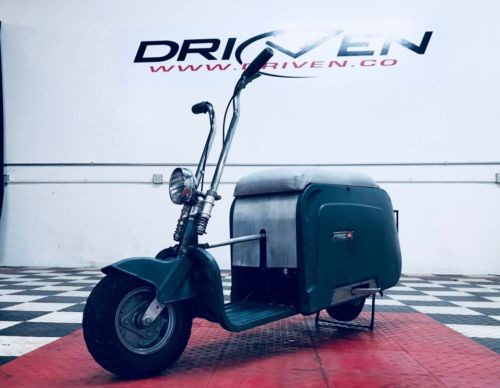 1962 Other Makes Centaur Folding Scooter Centaur Blue craigslist