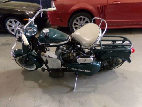 1963 Cushman Scooter Green for sale craigslist