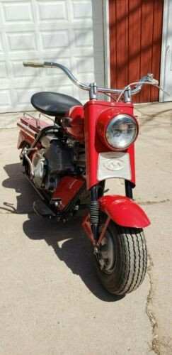 1963 Cushman Super Silver Eagle Red craigslist