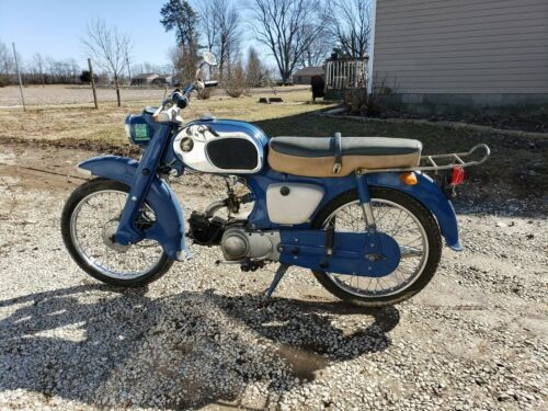 1964 Honda C200 for sale