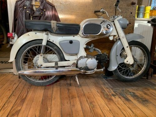 1964 Honda C200 White for sale craigslist