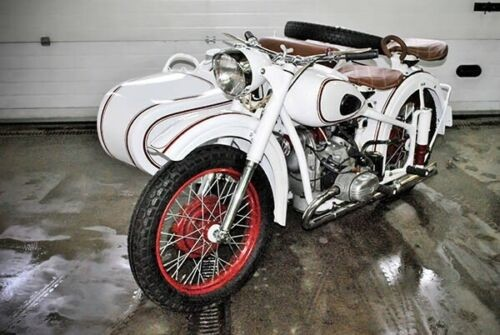 1964 Ural M62 White for sale craigslist