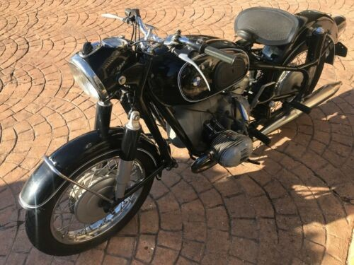 1965 BMW R-Series Black for sale craigslist