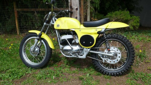 1965 Bultaco Metisse Yellow for sale craigslist