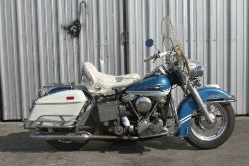 1965 Harley-Davidson Electra Glide Blue for sale