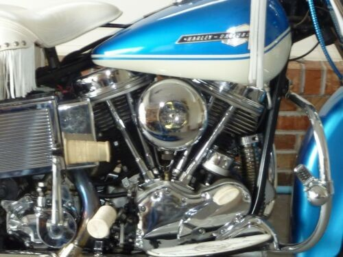 1965 Harley-Davidson Other HiFi Blue/White for sale craigslist
