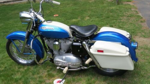 1965 Harley-Davidson Sportster Blue for sale