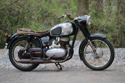 1965 Other Makes WHITE 250CC SUPER SPORT Black for sale craigslist