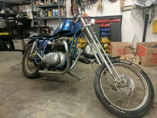 1966 BSA A65 Blue for sale craigslist