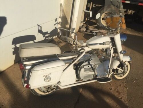 1966 Cushman SUPER SILVER EAGLE White for sale