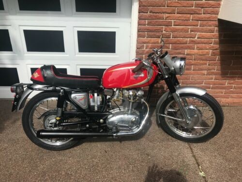 1966 Ducati Diana Red for sale craigslist
