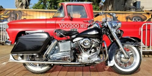 1966 Harley-Davidson Touring Black for sale craigslist