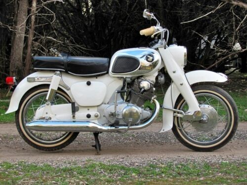 1966 Honda CA White for sale