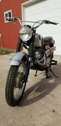 1966 Honda CL Silver/Black for sale craigslist