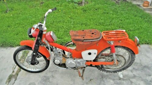 1966 Honda CT Red for sale