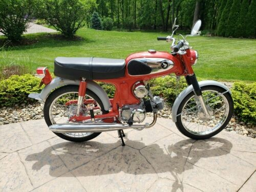 1966 Honda Sport 90 Red for sale craigslist